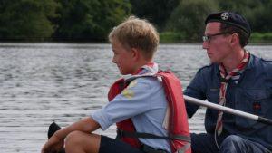 Prêts pour des aventures en canoës – Nort/Erdre