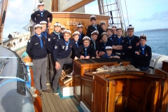 scouts marins 5ème Brest